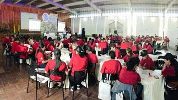 START FIRST NATIONAL MEETING OF COFFEE ASSOCIATIONS