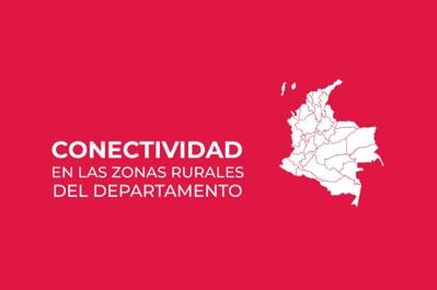 Mapa de Conectividad Rural para El Cesar, La Guajira y Bolívar